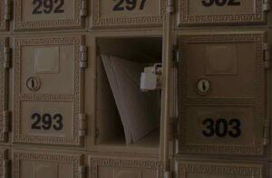 Mailbox in Wilmington, Delaware